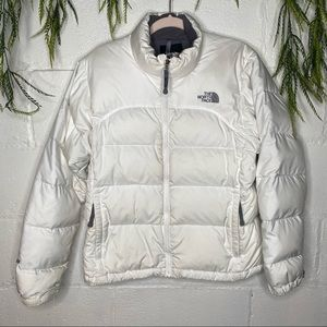 North Face 700 Goose Down Arctic Puffer Jacket M